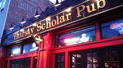 Photo of Nightclub Thirsty Scholar Pub at 70 Beacon St, Somerville, MA 02143, United States