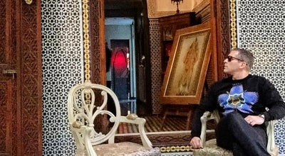 Photo of Hotel Riad Fes - Relais & Chateaux at 5 Derb Ben Slimane, Fes 30110, Morocco