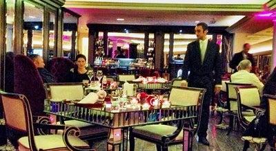 Photo of Italian Restaurant Imago at the Hassler at 6 Piazza Trinita Dei Monti, Rome, Italy