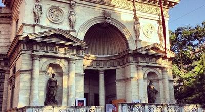 Photo of Historic Site Acquario Romano at Piazza Manfredo Fanti, 38, Rome 00185, Italy