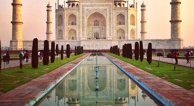 Photo of Historic Site Taj Mahal | ताज महल | تاج محل at Near Agra Fort, Agra 282001, India