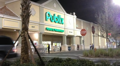Photo of Supermarket Publix at 10928 Cross Creek Blvd, Tampa, FL 33647, United States