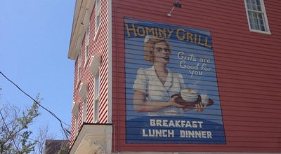 Photo of American Restaurant Hominy Grill at 207 Rutledge Ave, Charleston, SC 29403, United States