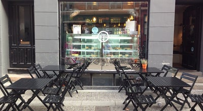 Photo of Cafe Bertels Salon at Kompagnistræde 5, Copenhagen 1208, Denmark