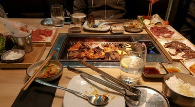 Photo of Asian Restaurant SuperStar BBQ at 4 Central St Giles Piazza, London WC2H 8AB, United Kingdom