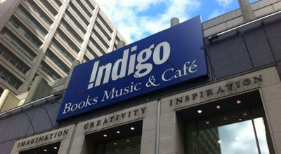 Photo of Bookstore Indigo Bay & Bloor at 55 Bloor St. W, Toronto, ON M4W 1A5, Canada