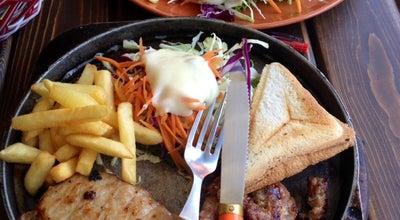 Photo of Steakhouse สเต็กหัวมุม at Suriyakan, Nai Muang 32000, Thailand