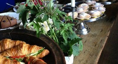 Photo of Cafe Bla Porten at Djurgårdsvägen 64, Stockholm 115 21, Sweden