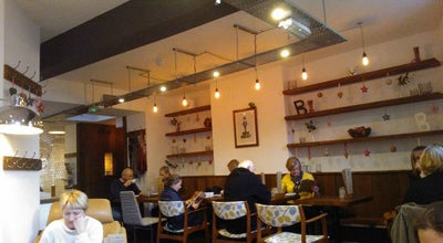 Photo of Cafe Baltzersens Ltd at 22 Oxford Street, Harrogate HG1 1PU, United Kingdom