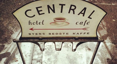 Photo of Restaurant Central Hotel & Café at Tullinsgade 1, Copenhagen 1610, Denmark