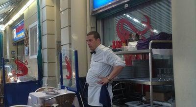 Photo of Seafood Restaurant El Rey de la Gamba 1 at Passeig De Joan De Borbon, 53, Barcelona 08003, Spain