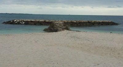 Photo of Beach Montagu Beach at Nassau, Bahamas