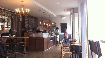 Photo of Restaurant Press Tea at 167 7th Ave S, New York, NY 10014, United States