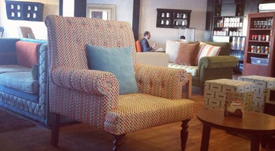 Photo of Cafe مكتبة القهوة | Coffee Library at Othman Bin Affan St, Dammam 32256, Saudi Arabia