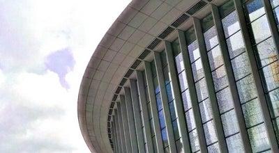 Photo of Stadium 台北小巨蛋 Taipei Arena at 南京東路四段2號, 台北市 105, Taiwan