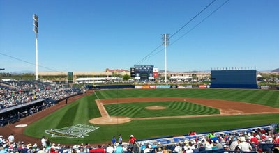 Photo of Athletics and Sports Peoria Sports Complex at 16101 N 83rd Ave, Peoria, AZ 85382, United States