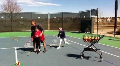 Photo of Tennis Court Redstone Park Tennis Center at Littleton, CO, United States