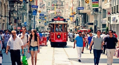 Photo of Road İstiklal Caddesi at Huseyinaga Mah. Istiklal Cad. Buyuk Bayram Sok. No:7, Beyoğlu 34400, Turkey