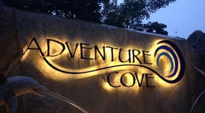 Photo of Water Park Adventure Cove Waterpark at 8 Sentosa Gateway Resorts World Sentosa, Sentosa Island 098269, Singapore