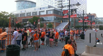 Photo of Other Venue Oriole Park at Camden Yards at 333 W Camden St, Baltimore, MD 21201