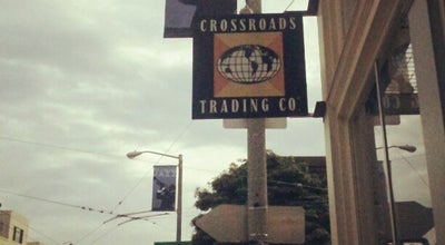 Photo of Other Venue Crossroads Trading Company at 1901 Fillmore St, San Francisco, CA 94115, United States