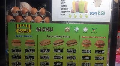Photo of Burger Joint Burger Sedap Taman Tun Teja at Taman Tun Teja, Malaysia