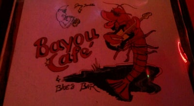 Photo of American Restaurant Bayou Cafe at 14 N Abercorn St, Savannah, GA 31401, United States
