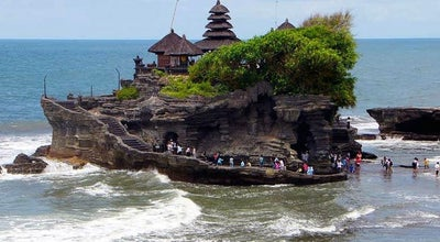 Photo of Beach Tanah Lot Beach at Jalan Raya Tanah, Tabanan, Indonesia