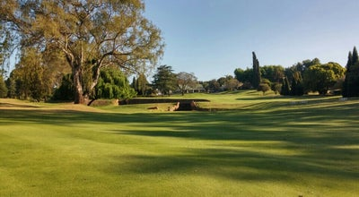 Photo of Golf Course Wingate Golf Club at Pretoria, South Africa