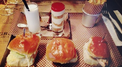 Photo of American Restaurant BRGR Co. at 187 Wardour Street, London W1F 8ZB, United Kingdom