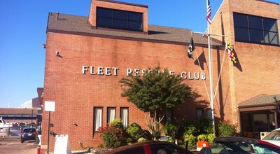 Photo of Speakeasy Fleet Reserve Club of Annapolis at 100 Compromise St, Annapolis, MD 21401, United States