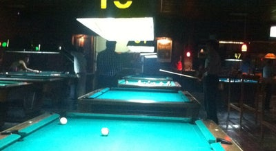 Photo of Pool Hall Billiards Pool at Monterrey, Mexico