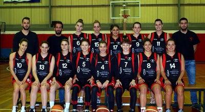 Photo of Basketball Court Κλειστο Μαρκος Παπαδακης at Chalandri, Greece