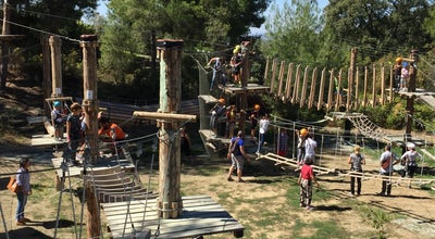 Photo of Tourist Attraction Sparti Platres Adventure Park at Phinikarides Street 50, Pano Platres 4820, Cyprus