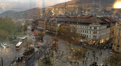 Photo of Plaza Bismarckplatz at Bismarckplatz, Heidelberg 69115, Germany