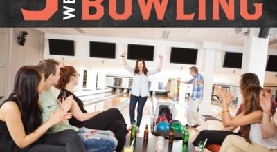 Photo of Bowling Alley Bonnie Doon Bowling Lanes at Y095, 8330 82 Ave., Edmonton, Al T6C 4E5, Canada