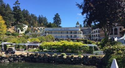 Photo of Hotel Roche Harbor Resort at 248 Reuben Memorial Dr, Friday Harbor, WA 98250, United States