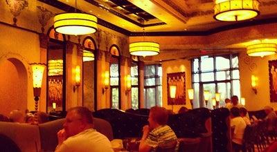 Photo of Italian Restaurant Grand Lux Cafe at 3355 Las Vegas Blvd S, Las Vegas, NV 89109, United States
