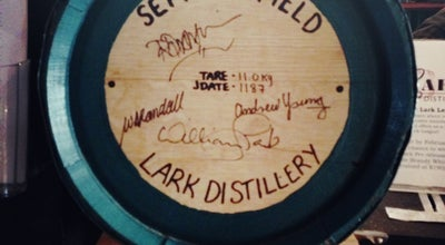 Photo of Distillery Lark Distillery at 14 Davey Street, Hobart, Ta 7000, Australia