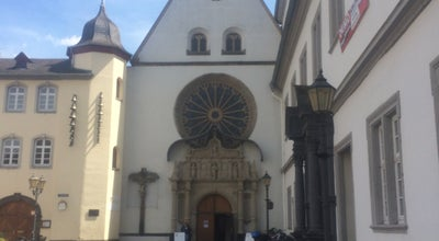 Photo of Church Jesuitenkirche at Jesuitenplatz 4, Koblenz 56068, Germany