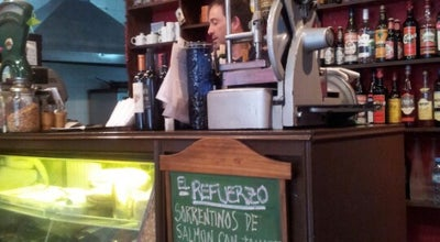 Photo of Argentinian Restaurant El Refuerzo at Chacabuco 872, Buenos Aires, Argentina