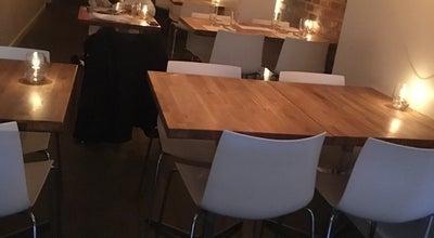 Photo of Italian Restaurant corso 32 at 10345 Jasper Avenue, Edmonton, Canada