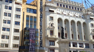 Photo of Indie Movie Theater IVAC - La Filmoteca at Plaza Del Ayuntamiento 17, Valencia 46002, Spain