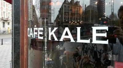 Photo of Modern European Restaurant Cafe Kale B.V. at Weteringschans 267, Amsterdam 1017 XJ, Netherlands