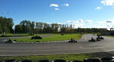 Photo of Go Kart Track Картодром Ижорец at Russia