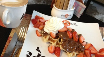 Photo of Cafe Granny's Waffles at Dubai Mall, Dubai, United Arab Emirates
