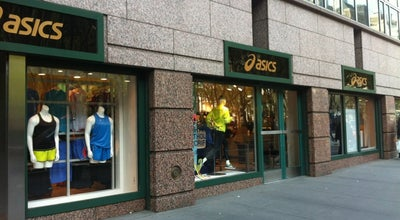 Photo of Clothing Store ASICS at 120 W 42nd St, New York, NY 10036, United States
