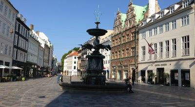 Photo of Monument / Landmark Stork Fountain at Amagertorv 6, Copenhagen 1160, Denmark