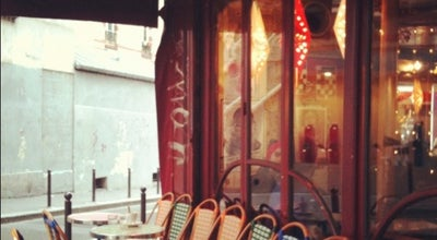 Photo of Bar La cagnotte at 114 Rue De Belleville, Paris 75020, France