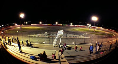 Photo of Tourist Attraction Rocky Mountain Raceways at 6555 W 2100 S, West Valley City, UT 84128, United States